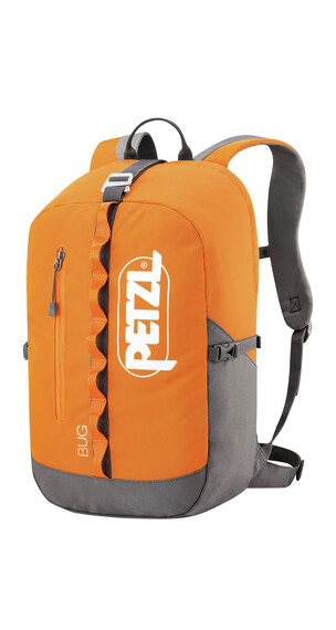 Petzl Bug - Sac à dos escalade - 18l orange